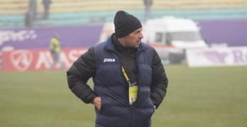 """Bogdan Andone, după primul test: """"Un meci de antrenament util, cu plusuri și minusuri"""""""