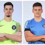 Întăriri pe filiera Viitorul Constanța: Rareș Murariu și Raul Vidrășan, în alb-violet
