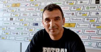 """Cosmin Petruescu, înaintea duelului cu Luceafărul: """"Mi-aș dori ca nicio echipă care vine la Timișoara să nu fie considerată favorită!"""""""