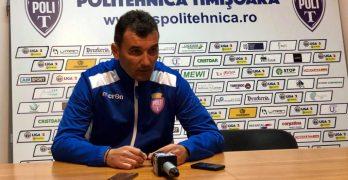 """Cosmin Petruescu, după a treia înfrângere consecutivă: """"Trebuie să ne revanșăm etapa viitoare, altfel se îngroașă gluma!"""""""