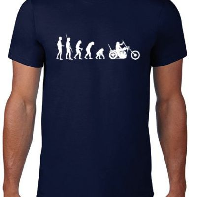 Evolution-Biker