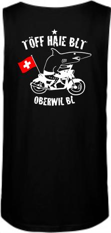 Töff-Haie-BLT-T-Shirt-T-shirt- ärmellos