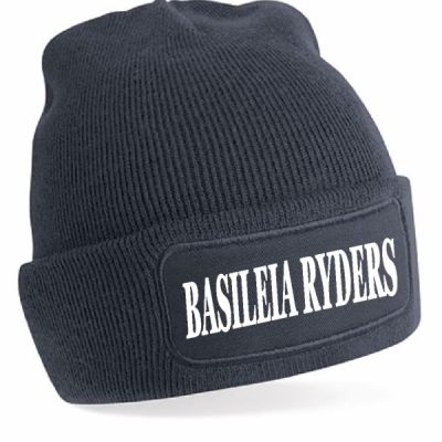 BASILEIA RYDERS-Patch-Beanie