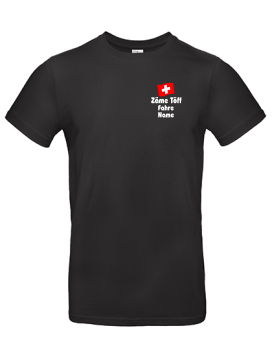 Zäme-Töff-Fahre-T-Shirt