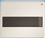 Drufire - Powered flue gas wall heaters