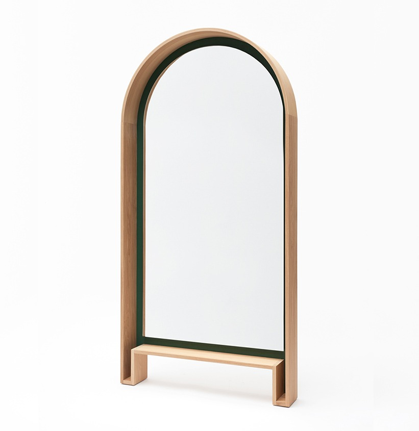 miroir bipede