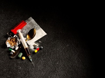 Connection between Rx drugs and heroin