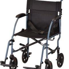 Transport Wheelchair Nova Wedding Reception Without Chair Covers 18 5lb Ultra Lightweight 19 Quot