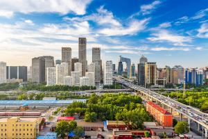 Beijing's financial district and court system is evolving to meet international investment and litigation needs.