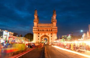 Hyderabad is one of India's major cities for pharmaceutical production.