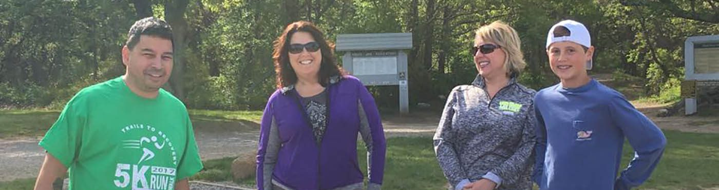 Lisa Cote Johns Strives to Help Families Prevent Addiction