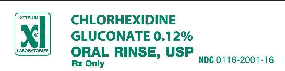 Chlorhexidine Gluconate (by Xttrium Laboratories, Inc.)