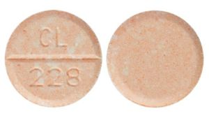 L 28 Pill Images (Pink / Round)