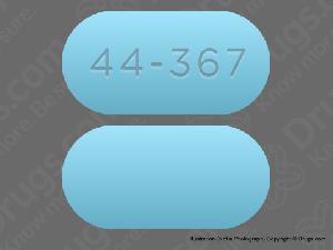 44 367 Pill Images (Blue / Capsule-shape)