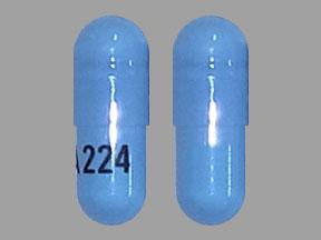 224 Blue Pill Images - Pill Identifier - Drugs.com