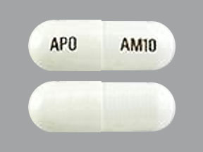 APO M10 Pill Images (Beige / Four-sided)