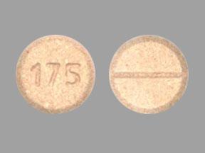 175 - Pill Identification Wizard | Drugs.com