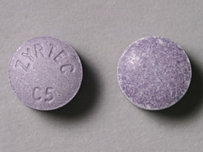 Zyrtec Pill Images - What does Zyrtec look like? - Drugs.com