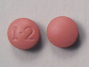 I-2 Pill Images (Brown / Round)