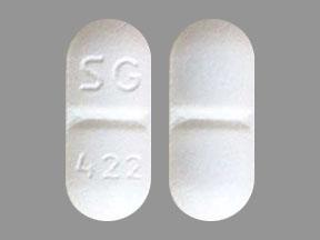 G422 - Pill Identification Wizard   Drugs.com