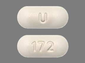 U17 White - Pill Identification Wizard   Drugs.com