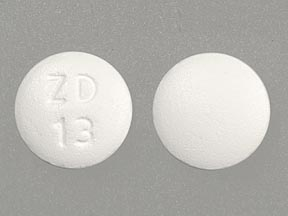 ZD 13 - Pill Identification Wizard | Drugs.com