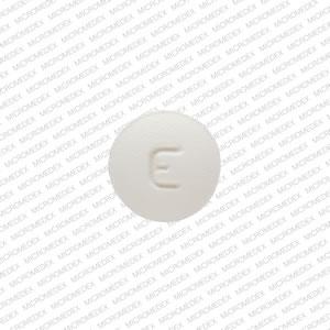 E 78 Pill Images (White / Round)