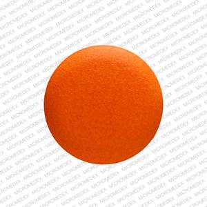 PD 270 Pill Images (Orange / Round)