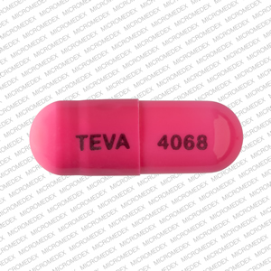 068 Pink And Elliptical / Oval - Pill Identification ...