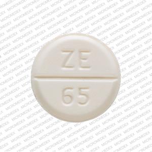 E 65 White And Round - Pill Identification Wizard | Drugs.com