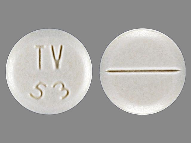 TV 53 - Pill Identification Wizard   Drugs.com