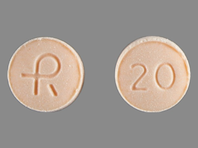 20 Peach - Pill Identification Wizard | Drugs.com