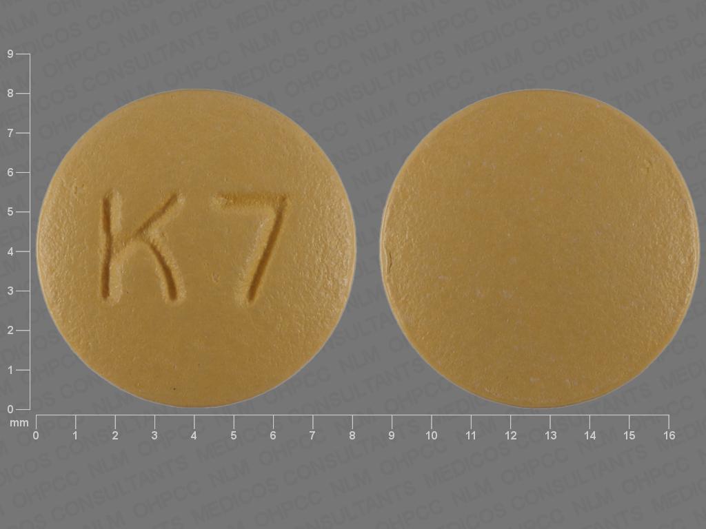 K7 - Pill Identification Wizard | Drugs.com