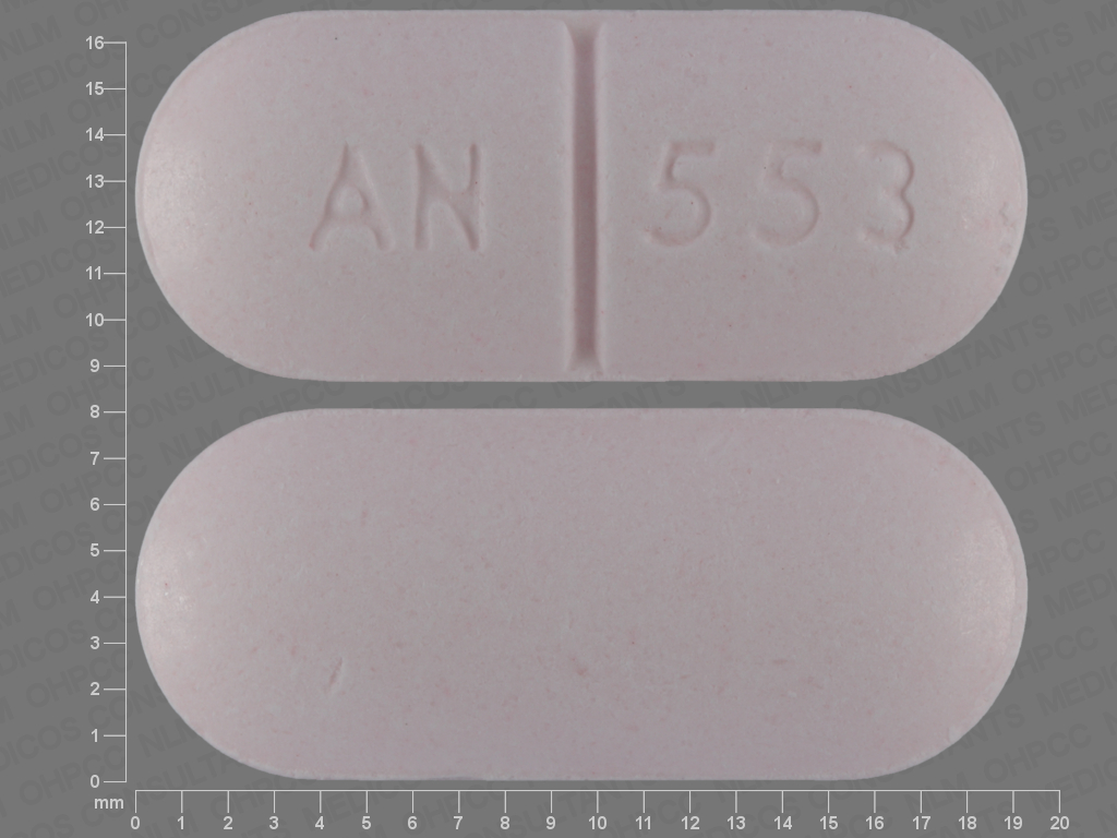 Metaxalone Pill Images - What does Metaxalone look like ...