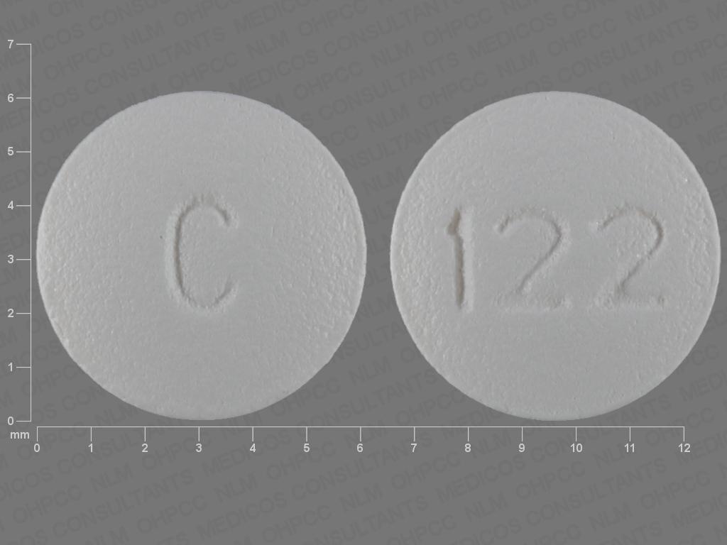 C 122 - Pill Identification Wizard   Drugs.com