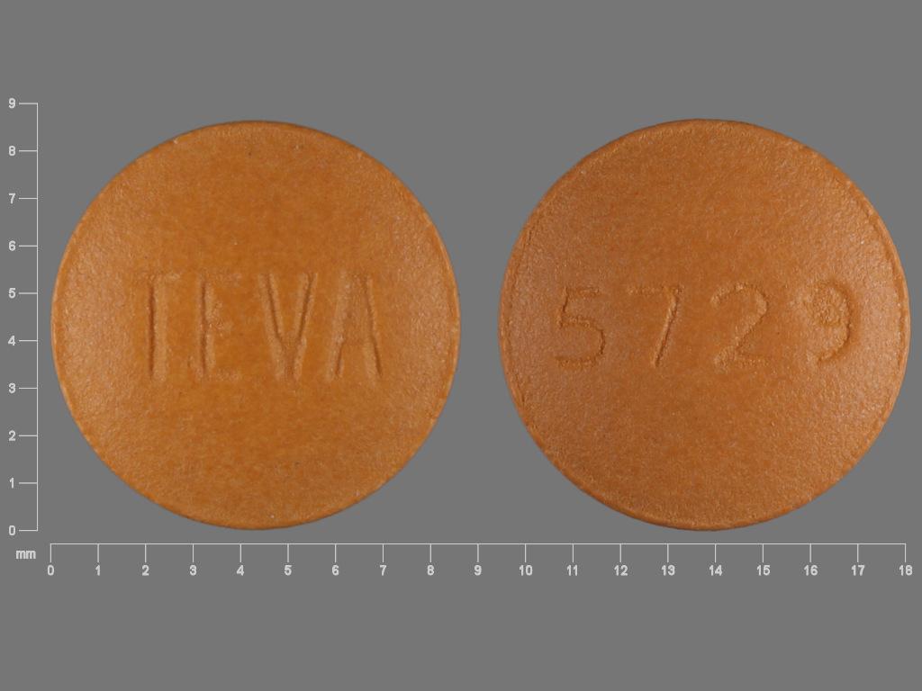 572 Tan - Pill Identification Wizard | Drugs.com