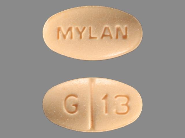 G13 - Pill Identification Wizard   Drugs.com