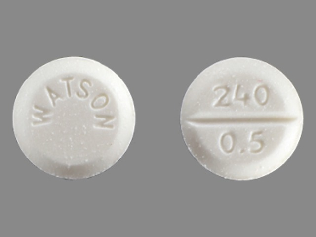 Lorazepam Pill Images  What does Lorazepam look like