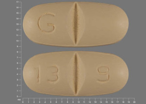 G 13 9 Pill Images (Yellow / Elliptical / Oval)