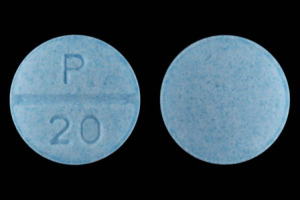 P 20 Blue and Round - Pill Identification Wizard | Drugs.com