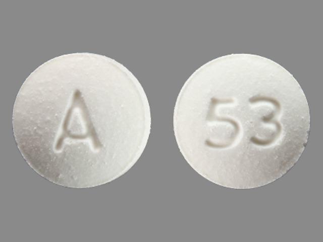A 53 - Pill Identification Wizard   Drugs.com