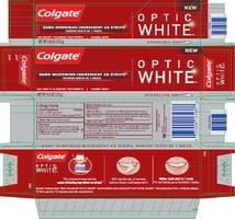 Colgate Optic White - Sparkling Mint OTC Brands - Drugs.com