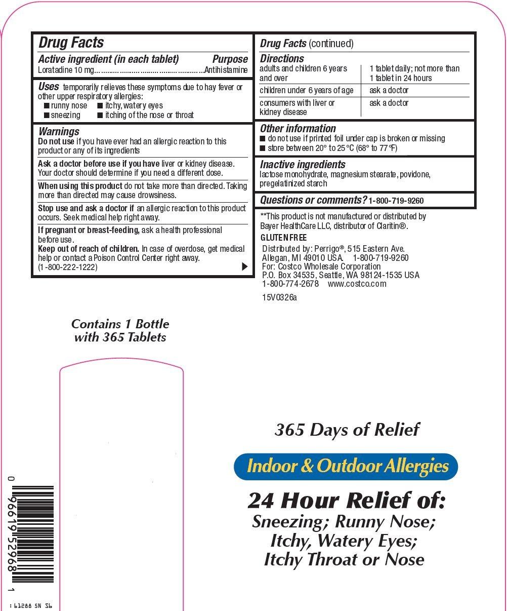 Kirkland signature allerclear (tablet) Costco Wholesale