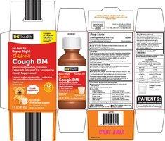 DG Health Cough DM OTC Brands - Drugs.com