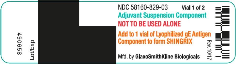 Shingrix - FDA prescribing information side effects and uses