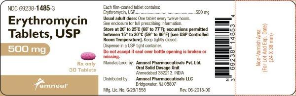 Cheap Erythromycin For Sale