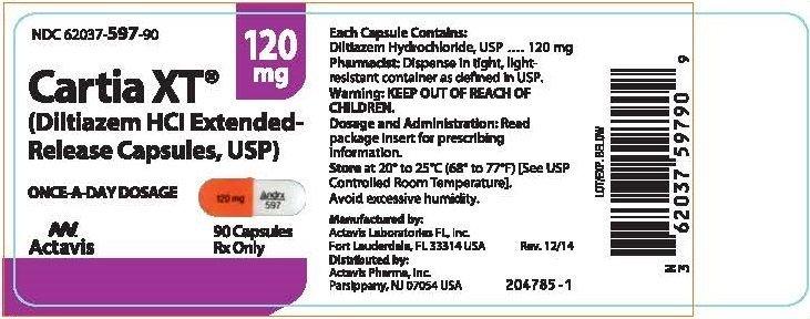 Cartia XT - FDA prescribing information side effects and uses