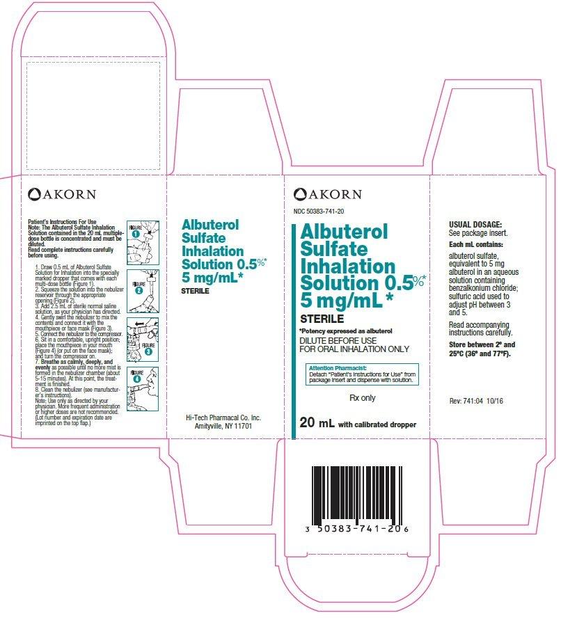 Albuterol Inhalation Solution - FDA prescribing ...