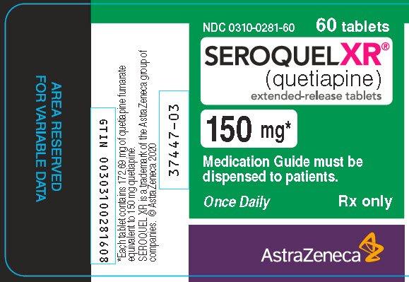 Seroquel XR - FDA prescribing information side effects ...