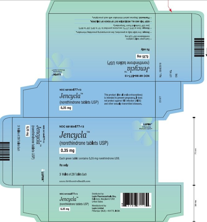 Jencycla - FDA prescribing information side effects and uses